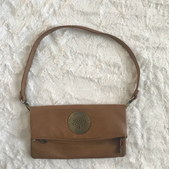 d7d8a3cddc Mulberry Bags | Shoulder Bag Top Zip Fold Over Leather | Poshmark